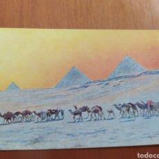 Postales: POSTAL ANTIGUA DE EGIPTO. Lote 207078972