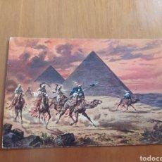 Postales: POSTAL ANTIGUA DE EGIPTO. Lote 207080181