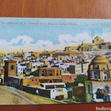Postales: POSTAL ANTIGUA DE EGIPTO. Lote 207081300