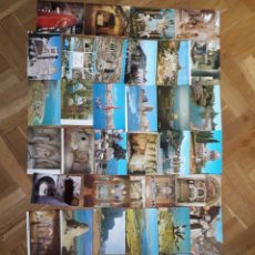 Postales: POSTALES DE ISRAEL JERUSALÉN HAIFA TIBERIAS ACRE... TODAS SIN CIRCULAR. Lote 207125185