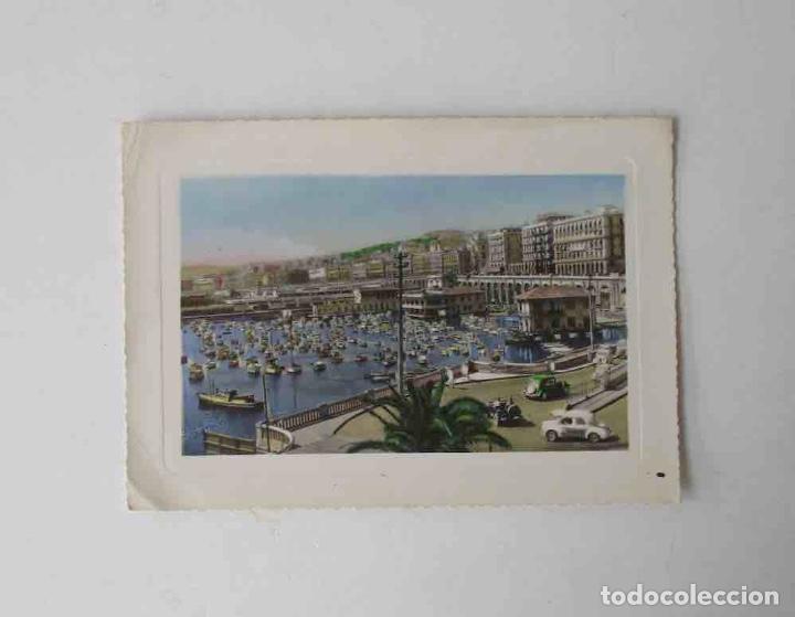 POSTAL ALGER, ARGELIA - RAMPES DE L'ALMTRAUTE - ED. JOMONE (Postales - Postales Extranjero - África)