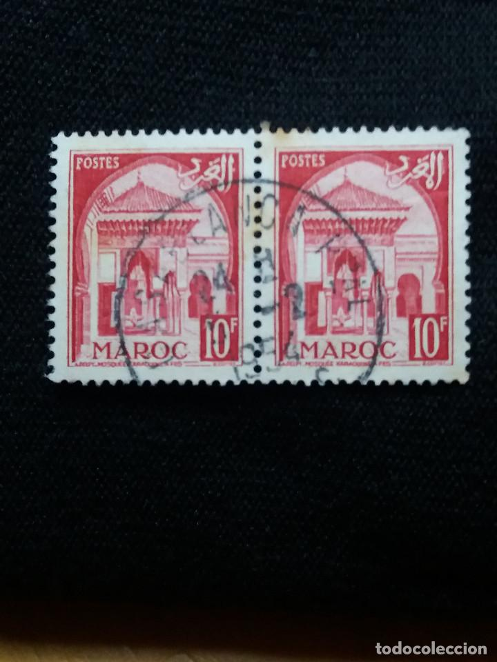 MARRUECOS MAROC, 10F, AÑO 1955. (Postales - Postales Extranjero - África)