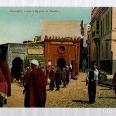 Postales: TARJETA POSTAL TANGER. SOCO-CHICO, CORREO Y LEGACION DE ESPAÑA. COL. HISPANO-MARROQUI. Nº 32. Lote 210022563