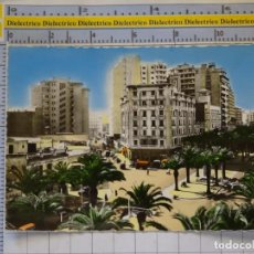 Postales: POSTAL DE MARRUECOS. CASABLANCA LE BOULEVARD MOHAMED EL HANSALI. 941. Lote 210228553