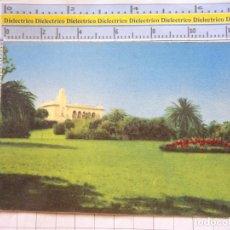 Postales: POSTAL DE TÚNEZ TUNISIE TUNIS. AÑOS 30 50. PABELLÓN DEL BELVEDERE. 82. Lote 213485205