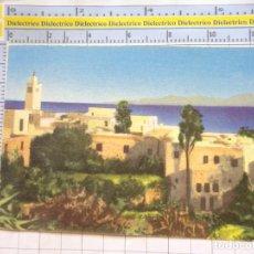 Postales: POSTAL DE TÚNEZ TUNISIE TUNIS. AÑOS 30 50. SIDI BOU SAID. 84. Lote 213485555
