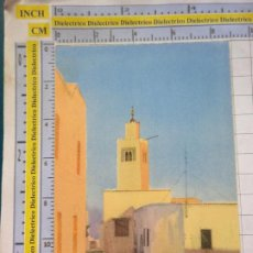 Postales: POSTAL DE TÚNEZ TUNISIE TUNIS. AÑOS 30 50. SIDI BOU SAID. 85. Lote 213485600