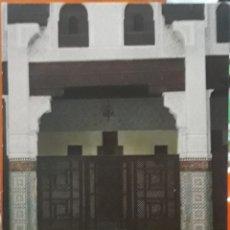 Postales: POSTAL N°610 MEKNES LA MEDERSA BOU INANIA MARRUECOS 1990. Lote 218530290