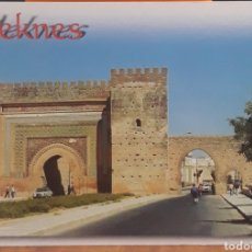 Postales: POSTAL N°86 BAB KHMISS MEKNES MARRUECOS. Lote 218678356