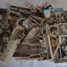 Postales: LOTE 30 POSTALES - ANTIGUAS VARIADAS - CASABLANCA - MARRUECOS - AÑOS 50 / 60 ¡MIRA!. Lote 219501075