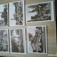 Postales: POSTALES DE EL CAIRO AÑOS 1900 A 1950 (6 UDS). Lote 220175018