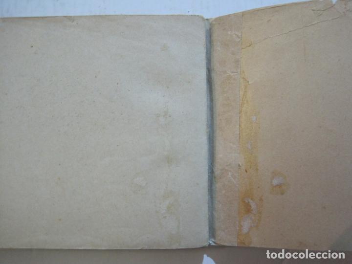 Postales: EGIPTO-ALBUM DE SUEZ-BLOC CON 12 DIBUJOS TAMAÑO POSTAL-VER FOTOS-(74.786) - Foto 11 - 221289007