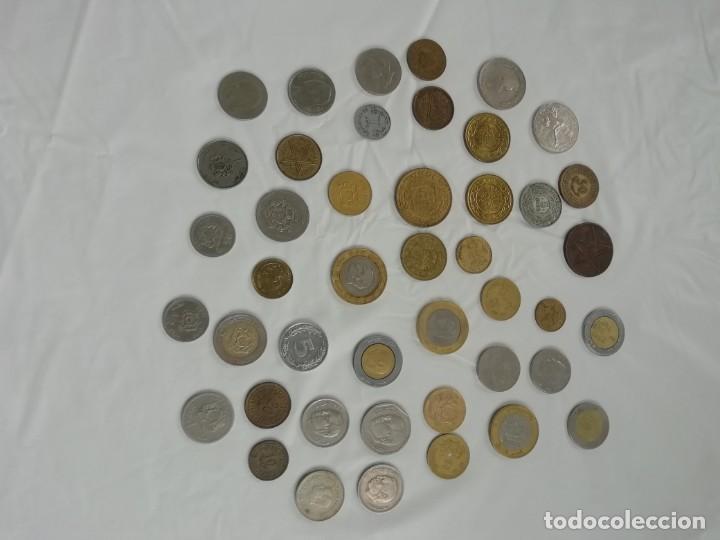 Postales: Monedas de Marruecos y Túnez (71) - Foto 3 - 218297688