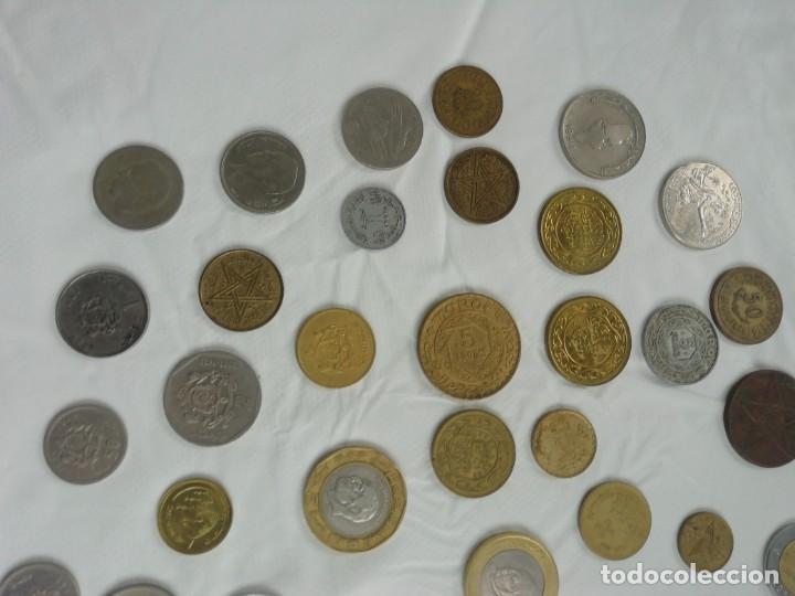 Postales: Monedas de Marruecos y Túnez (71) - Foto 4 - 218297688