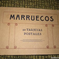Postales: TARJETAS POSTALES MARRUECOS. Lote 222260847