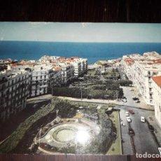 Postales: Nº 50354 POSTAL ARGELIA ALGER LA BLANCHE BAB EL OUED. Lote 222695338