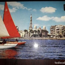 Postales: Nº 50694 POSTAL EGIPTO ALEXANDRIA. Lote 226411777