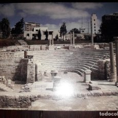 Postales: Nº 50696 POSTAL EGIPTO THE ROMAN AMPHITHEATRE ALEXANDRIA. Lote 226412060