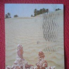Postales: POST CARD CARTE POSTALE TÚNEZ TUNISIA TUNISIE TUNESIEN MAGREB SAHARA ROSES DES SABLES VER FOTOS...... Lote 227493625