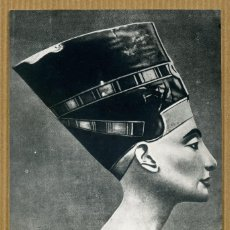Postales: POSTAL EGIPTO - REINA NEFERTITI 1375 A. DE J.C.. Lote 227633695
