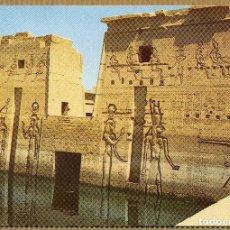 Postales: POSTAL EGIPTO - ASSWAN TEMPLO DE ISIS. Lote 227633870