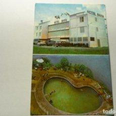 Postales: POSTAL HOTEL BAHIA FERNANDO POO-ANTIGUA COLONIA ESPAÑOLA. Lote 232033920