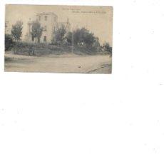 Postales: ANTIGUA POSTAL DE LARACHE PABELLONES DE ARTILLERIA -EDICION CASA GOYA. Lote 232047255