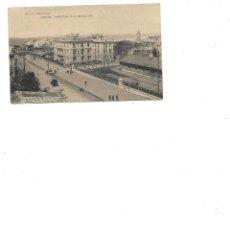 Postales: ANTIGUA POSTAL DE LARACHE CARRETERA DE ALCAZARQUIVIR -EDICION CASA GOYA. Lote 232047525