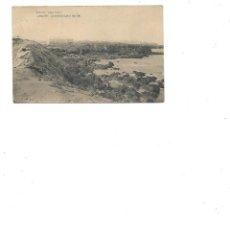 Postales: ANTIGUA POSTAL DE LARACHE LAS ESCUELAS Y NADOR -EDICION CASA GOYA. Lote 232047700