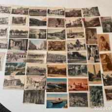 Postales: 47 POSTALES DE ARGELIA , ARGEL , ANTIGUAS DESDE 1917. Lote 235041415