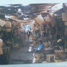 Postales: POSTAL DE MARRUECOS : ZOCO. Lote 235091955
