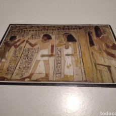 Postales: POSTAL SELLOS EGIPTO. Lote 235194740