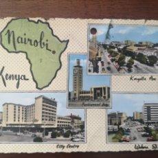 Postales: POSTAL KENYA 66. Lote 238391935