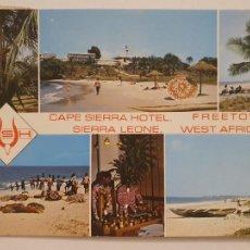 Cartoline: SIERRA LEONA - CIRCULADA - P46343. Lote 241147715