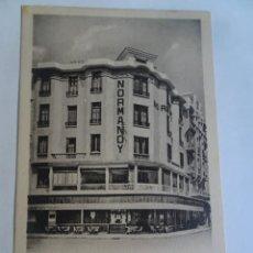 Postales: POSTAL CPSM, HOTEL RESTAURANT NORMANDY, CASABLANCA, VER FOTOS. Lote 241239295