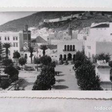 Postales: POSTAL TETUAN, PLAZA DE ESPAÑA. Lote 244546550