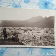 Postales: POSTAL FOTOGRAFIA N 11 TETUAN, VISTA PARCIAL. Lote 244676335
