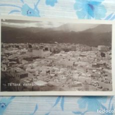 Postales: POSTAL FOTOGRAFIA 13, TETUAN VISTA GENERAL. Lote 244678950