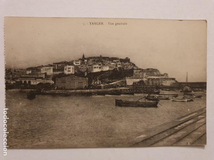 MARRUECOS - TÁNGER / TIN IGGI / TANGA - VISTA GENERAL - P47533 (Postales - Postales Extranjero - África)