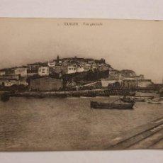 Postales: MARRUECOS - TÁNGER / TIN IGGI / TANGA - VISTA GENERAL - P47533. Lote 246018915