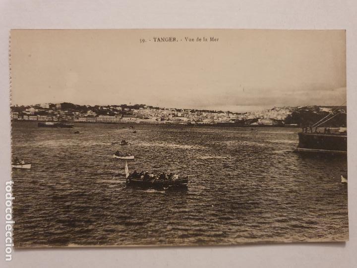 MARRUECOS - TÁNGER / TIN IGGI / TANGA - VISTA - P47538 (Postales - Postales Extranjero - África)