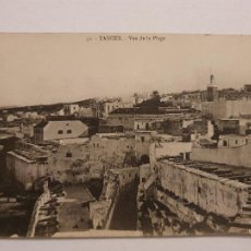 Postales: MARRUECOS - TÁNGER / TIN IGGI / TANGA - VISTA - P47541. Lote 246019090