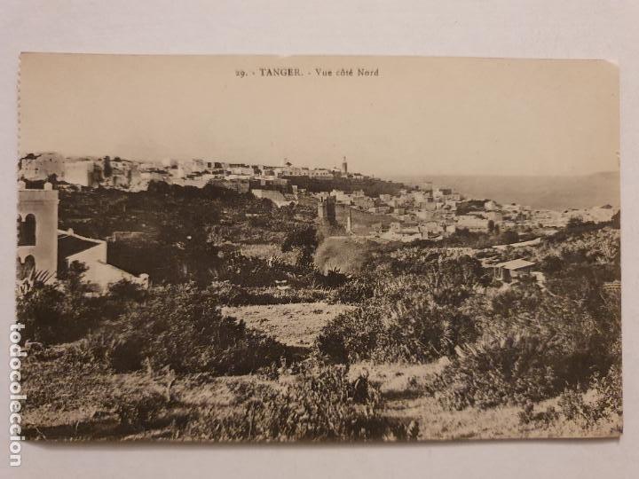 MARRUECOS - TÁNGER / TIN IGGI / TANGA - VISTA - P47542 (Postales - Postales Extranjero - África)