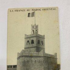 Postales: TARJETA POSTAL.MARRUECOS. LA FRANCE A MAROC ORIENTAL - 1238. GUERCIF - LA TOUR D'OBSERVATION. Lote 247100530