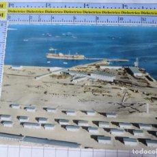 Postales: POSTAL DE ÁFRICA SUBSAHARIANA. MAURITANIA. PORT ETIENNE. PUERTO BARCO. 699. Lote 254287640
