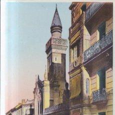 Cartoline: ARGELIA CONSTANTINE LA GRAN MEZQUITA POSTAL NO CIRCULADA. Lote 258309580