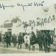 Postais: MARRUECOS. TETUAN. PASO DEL JALIFA. ESCRITA EN 1915. FOTOGRÁFICA.. Lote 268132174