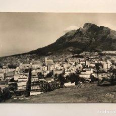 Postales: SUDÁFRICA. POSTAL NO.449, CAPE TWON , ART DURBAN (A.1954) S/C. Lote 268782804