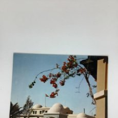 "Postales: POSTAL SAHARA ""ESPAÑOL"" EL AAIUN. GOBIERNO GENERAL DEL SAHARA. IRIS.. Lote 269171198"