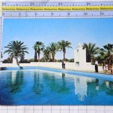 Postales: POSTAL DE ARGELIA. EL GOLÉA LA PISCINA. 567. Lote 270377328